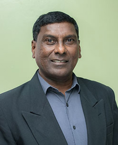 Dr. Shamdeo Persaud-Chief Medical Officer